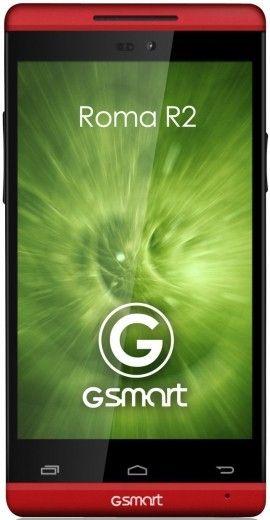 Мобильный телефон Gigabyte Gsmart Roma R2 Plus Red