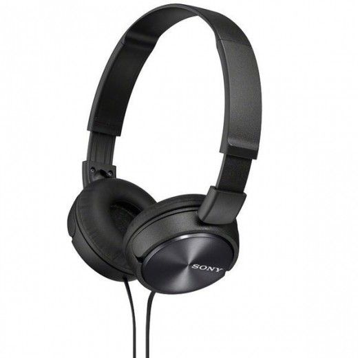 Навушники Sony MDR-ZX310 Black (MDRZX310B.AE)