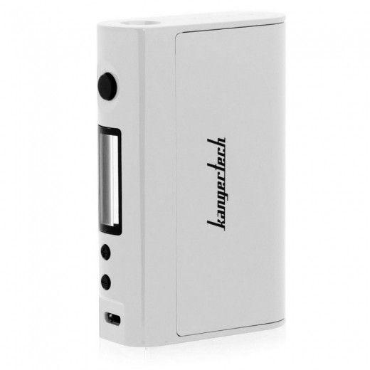 Батарейный мод Kangertech KBOX 200W TC White (KRKB200TCW2)