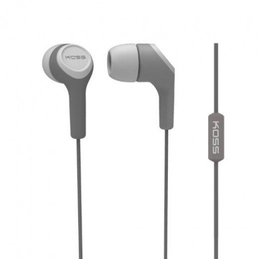 Навушники Koss KEB15i Gray