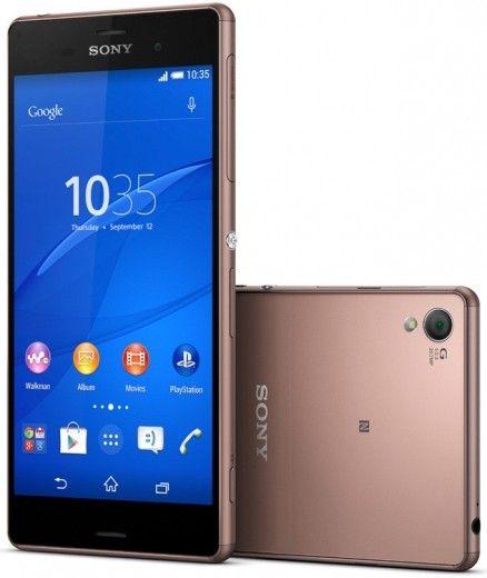 Смартфон Sony Xperia Z3 DS D6633 Copper