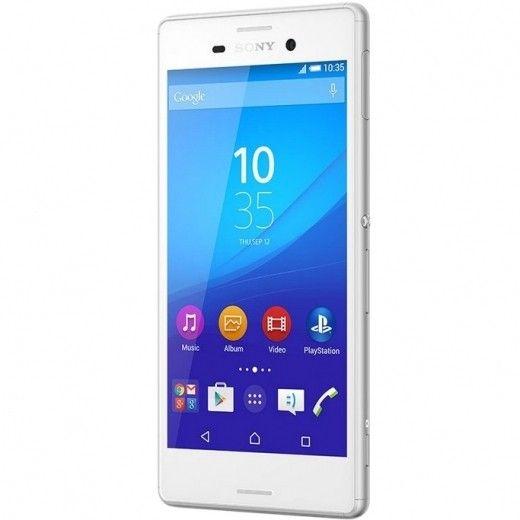 Мобильный телефон Sony Xperia M4 Aqua Dual E2312 White