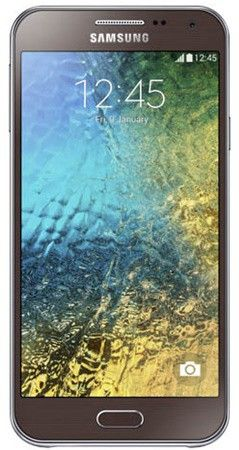 Мобильный телефон Samsung Galaxy E5 E500H/DS Brown