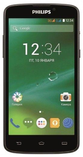 Мобильный телефон Philips Xenium V387 Black