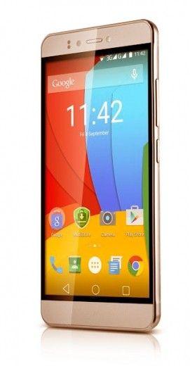 Мобильный телефон Prestigio MultiPhone 7530 DUO Muze A7 Gold