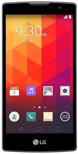 Смартфон LG Spirit Y70 H422 White