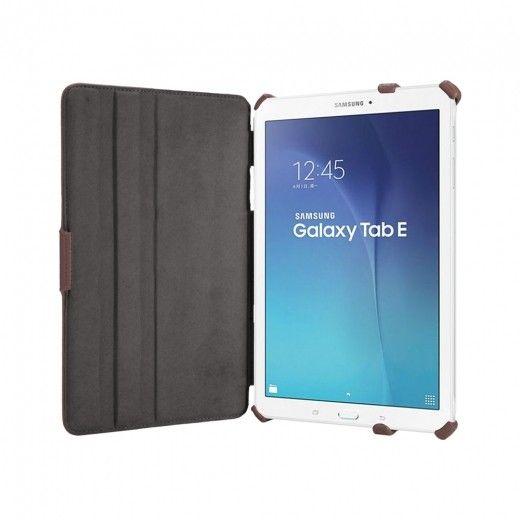 Обложка AIRON Premium для Samsung Galaxy Tab E 9.6 Brown