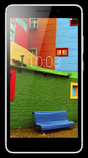 Фаблет Lenovo Phab Plus PB1-770M 32GB LTE Platinum (ZA070062UA)