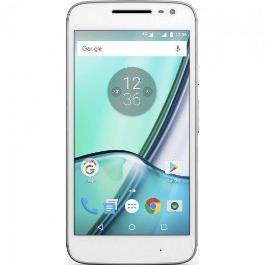 Мобильный телефон Motorola Moto G4 Play XT1602 White