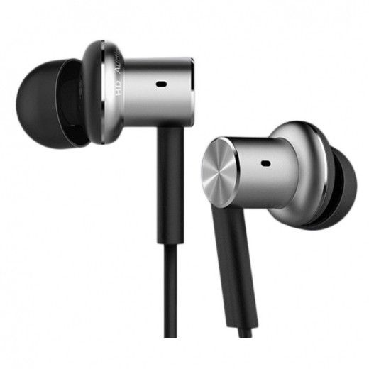 Навушники XIAOMI Mi Quantie Hybrid HD Silver (ZBW4298CN)