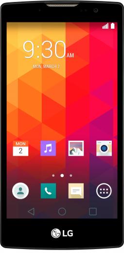 Мобильный телефон LG Spirit Y70 H422 Gold