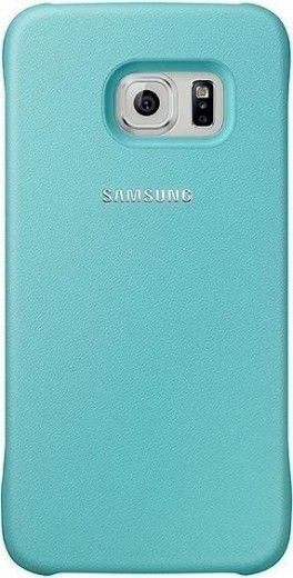Накладка Samsung Zero S6 для Samsung Galaxy S6 Mint (EF-YG920BMEGRU)