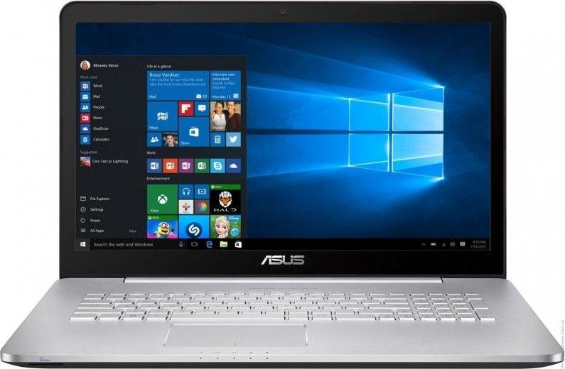 Ноутбук Asus N752VX (N752VX-GC160T)