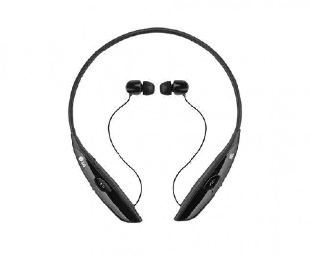 Безпровідні навушники LG Tone Ultra HBS-810 Black (HBS-810.AGRABK)