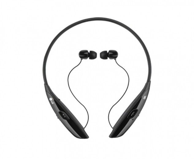 Наушники LG Tone Ultra HBS-810 Black (HBS-810.AGRABK)
