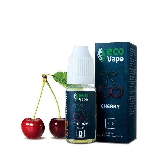 Жидкость для электронных сигарет ECO Vape Cherry 12мг/мл