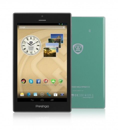 Планшет Prestigio MultiPad Color 7.0 3G Green (PMT5777_3G_D_GR)