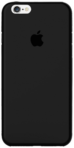Накладка Ozaki O!coat-0.3-Jelly для iPhone 6 Black (OC555BK)