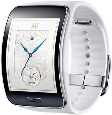 Смарт часы Samsung Galaxy Gear S (SM-R7500ZWASEK) White