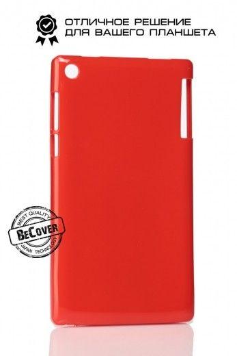 Силиконовый чехол BeCover для Lenovo Tab 2 A7-30 Red