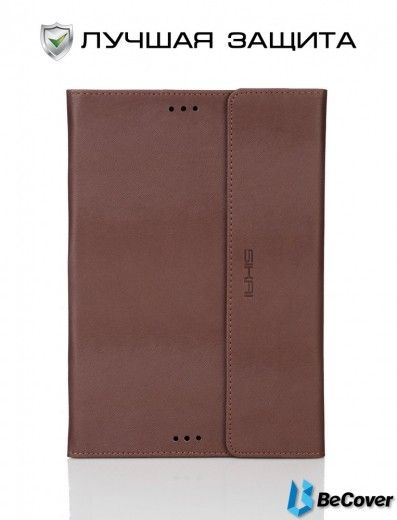 Чехол-книжка BeCover Smart Case для Asus Transformer Book T100TA Brown