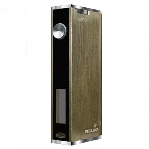 Батарейный мод ASPIRE PEGASUS GOLD (APPGD)