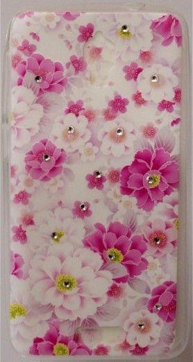 Панель Diamond Silicone iPhone 5 Daisy Glade