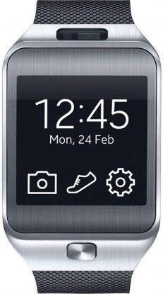 Смарт часы Samsung Gear2 SM-R3800 titan silver