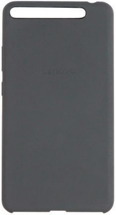 Чехол-накладка Lenovo Back Cover and Film для Phab Plus Gray-WW (ZG38C00445)