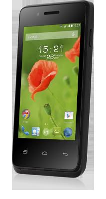 Смартфон Fly IQ436i Era Nano 9 Black