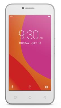 Смартфон Lenovo A Plus (A1010a20) White