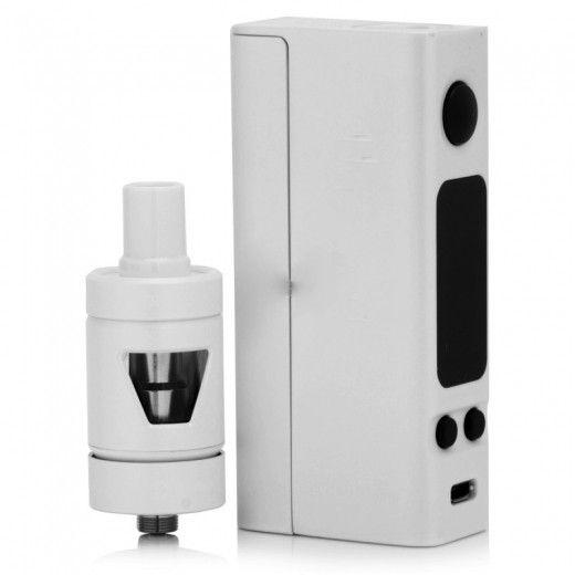 Стартовый набор Joyetech eVic VTC Mini with Tron Kit White (JTEVTCMKWT)