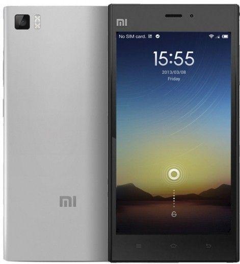 Смартфон Xiaomi Mi3 16Gb Silver