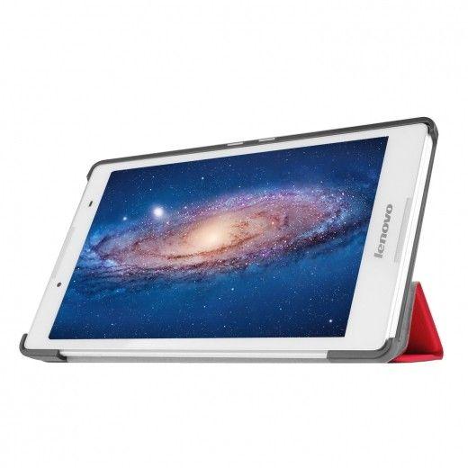 Обложка AIRON Premium для Lenovo Tab 2 A8 Red