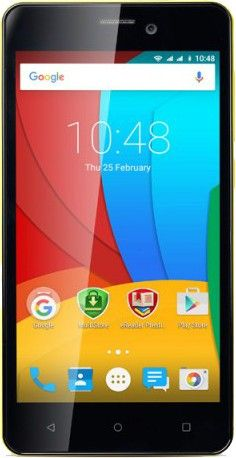 Мобильный телефон Prestigio Wize NX3 3517 DUO Yellow
