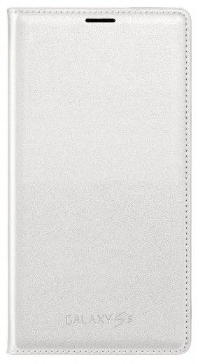 Чехол Samsung Flip Wallet для Galaxy S5 White (EF-WG900BWEGRU)