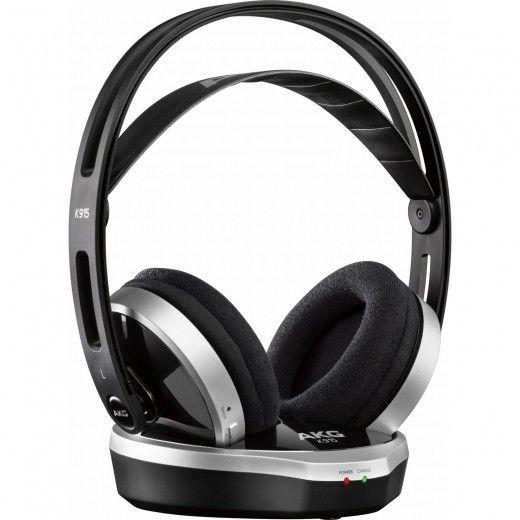 Навушники AKG K915 Black/Silver (K915)
