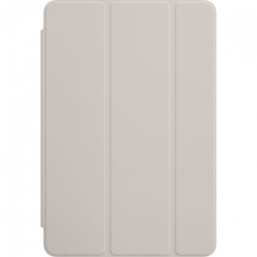 Чехол-книжка Apple Smart Cover для iPad mini 4 (MKM02ZM/A) Stone