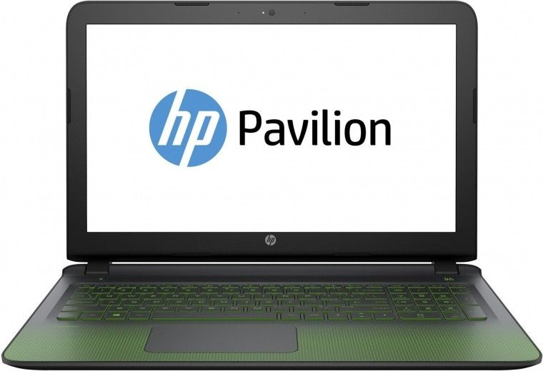 Ноутбук HP Pavilion Gaming 15-ak100ur (V0Z15EA) Black