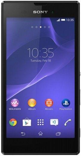 Мобильный телефон Sony Xperia T3 D5102 Black