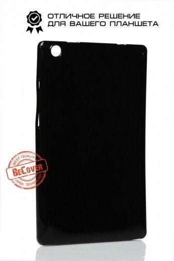 Силиконовый чехол BeCover для Lenovo Tab 2 A8-50 Black