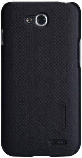Чехол Nillkin Super Frosted Shield для LG Optimus L90 Dual D410 Black (6147145)