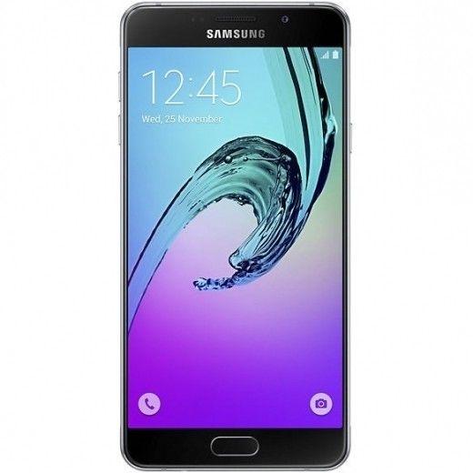 Мобильный телефон Samsung Galaxy A7 2016 Duos SM-A710 16Gb (SM-A710FZKDSEK) Black