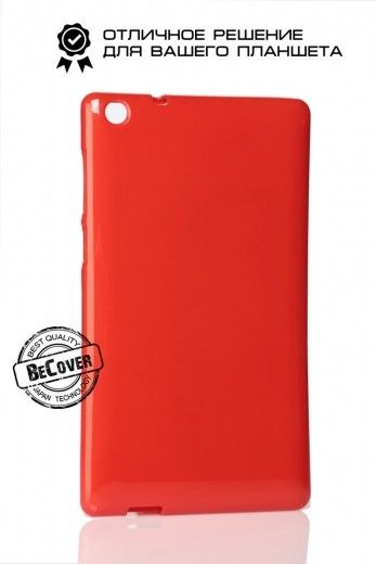 Силиконовый чехол BeCover для Asus ZenPad 7 C Z170 Red