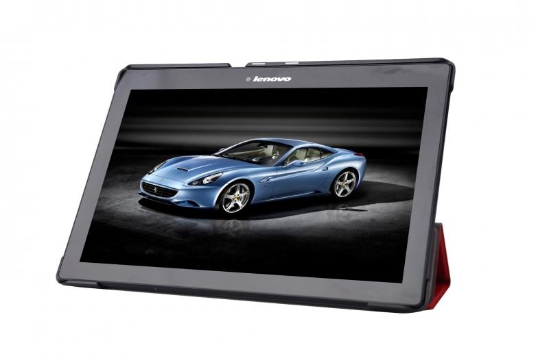 Обложка AIRON Premium для Lenovo Tab 2 A10 Red