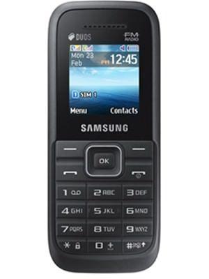 Мобильный телефон Samsung Keystone3 (SM-B110E) DS Black