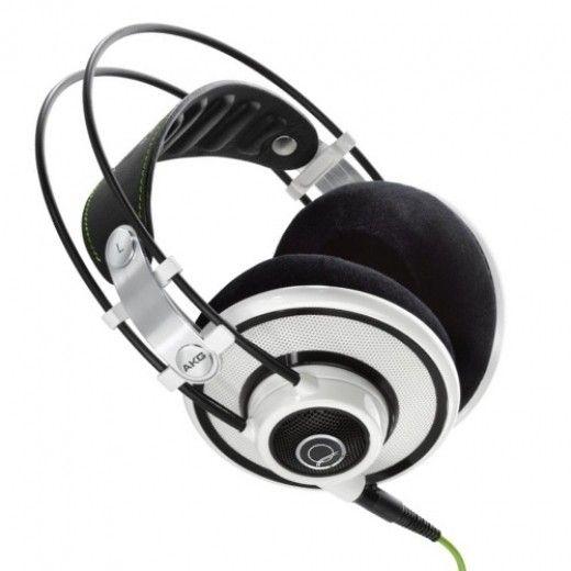 Навушники AKG Q701 White (Q701WHT)
