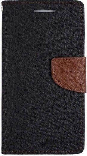 Чехол-книжка Book Cover Goospery Lenovo A1000 Black