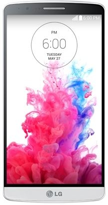 Мобильный телефон LG D855 G3 32GB White