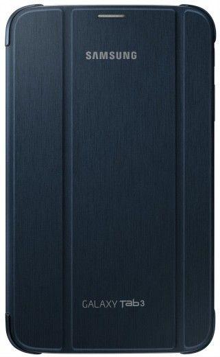 Обложка Samsung для Galaxy Tab 3 8.0 Topaz Blue (EF-BT310BLEGWW)